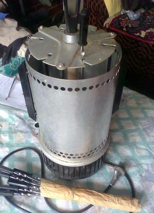электрошашлычница сделано в ссср.