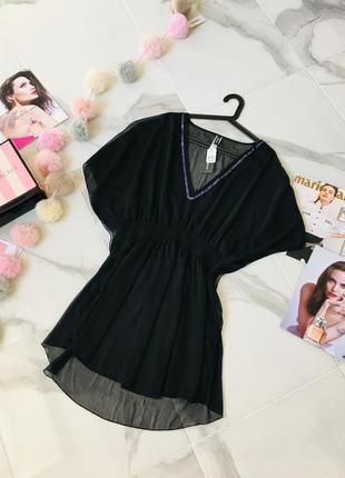 Новая блуза туника с декором