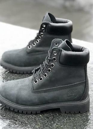 Ботинки женские timb(зима)
