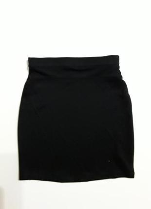 Фирменная трикотажная юбка 7-8 лет