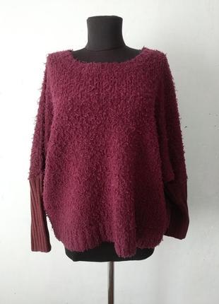 Свитшот кофта свитер летучая мышь