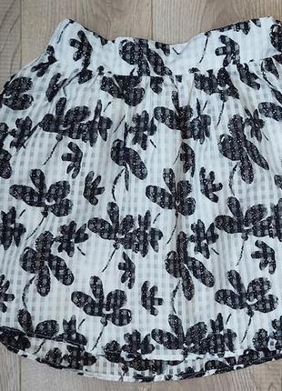 Нарядная юбка глория джинс