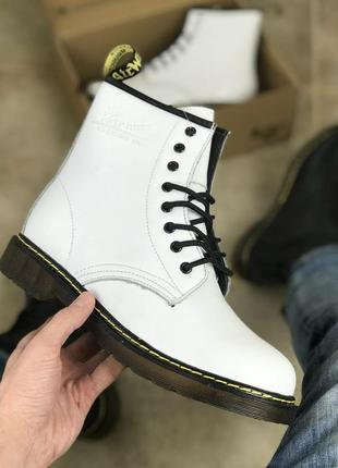 Ботинки женские dr.m.(зима)