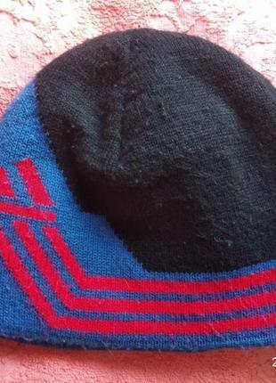 Мужская зимняя шапка размер 55-57