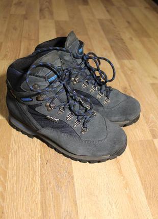 Трекінгові черевики meindl air active gore-tex ботинки трекинг...
