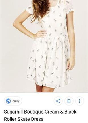 Летнее женское платье Sugarhill Boutique