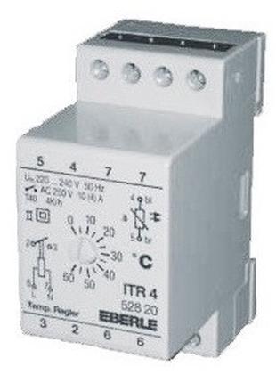 Терморегулятор EBERLE ITR 4 , на DIN-рейку