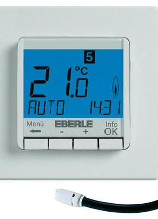 Терморегулятор EBERLE FIT 3F , программируемый