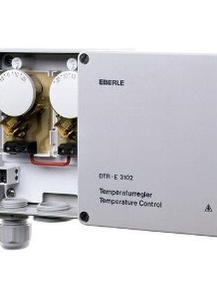 Терморегулятор EBERLE DTR-E IP67, настенный