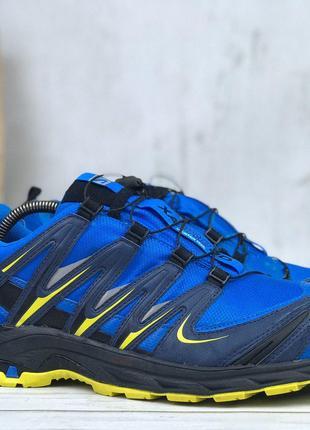 Мужские кроссовки ботинки salomon gore tex 3d
