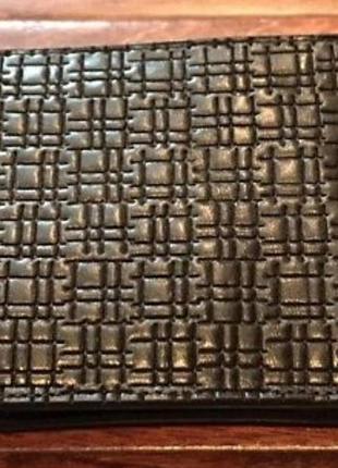 Бумажник кошелек кожаный мужской nixon arc оригинал из сша