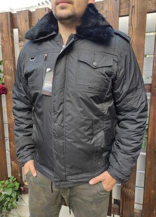 Зимняя мужская куртка. супер теплая