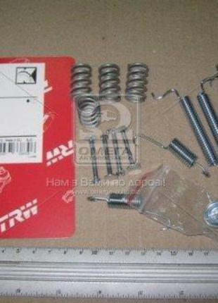 Колодка тормозная комплект монтажный DAEWOO MATIZ задний | TRW