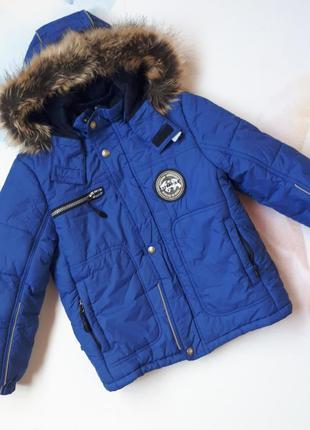 Курточка зимняя lenne