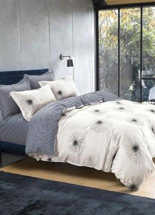 Комплект постельного белья воздушный одуванчик 2 полуторный sk...
