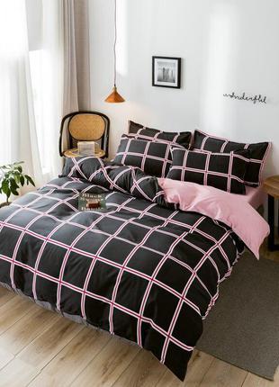 Комплект постельного белья  семейный skl77-294439