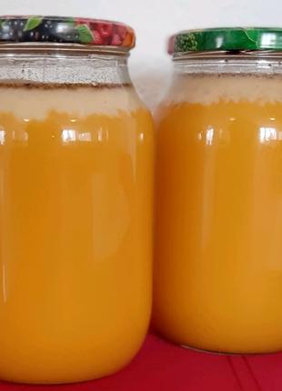 Лесной мед. 1 литр