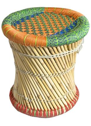 Табурет плетеный 40х36х36 см 26560