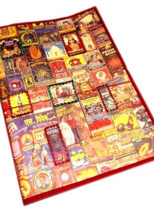 """9040245 Альбом для рисования """"Ретро"""" S-12\10-4"""