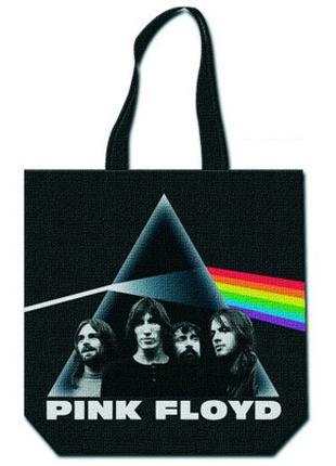 """Rock Off Сумка """"Pink Floyd"""", черная"""
