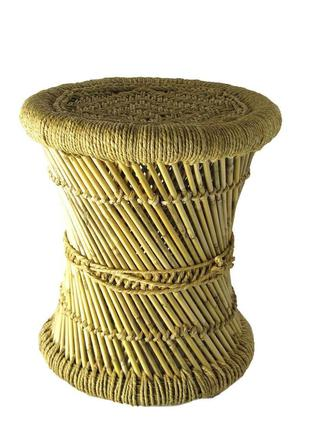 Табурет плетеный 36х36х42 см 26641