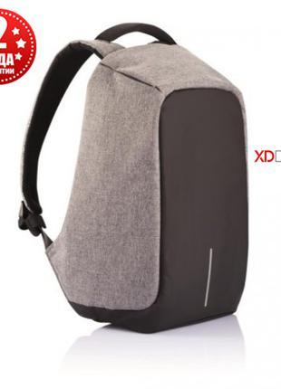 Рюкзак городской XD Design Bobby XL Anti-Theft 17'' Grey (P705...