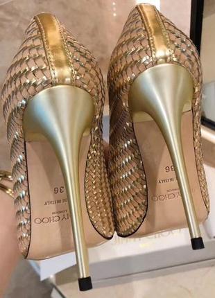 Шикарные туфли каблук