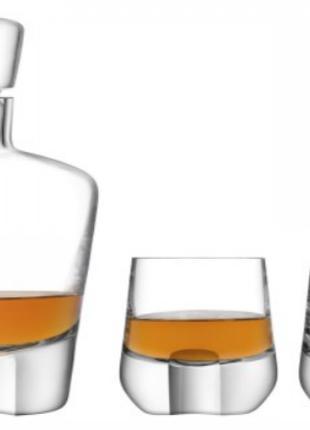 "LSA International Набор для виски ""Whisky Cut"""