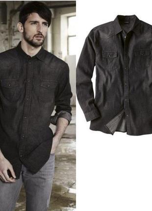 Стильная мужская рубашка livergy германия
