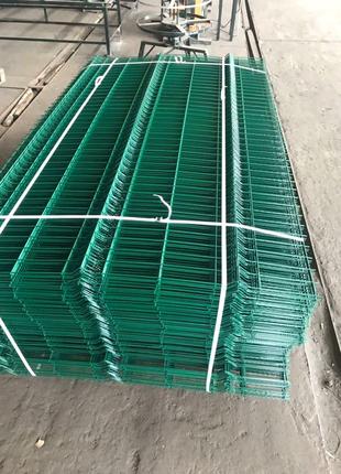 Заборы,секции 3Д