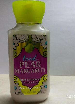 Bath& body works pear margarita body works 88 мл