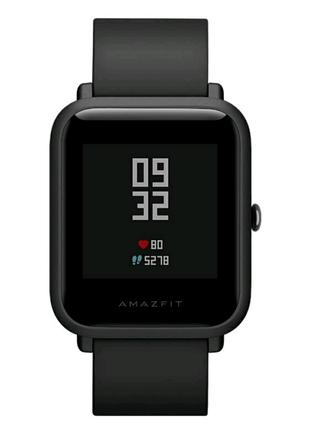 часы Xiaomi Huami Amazfit Bip Новые в упаковке Черные и Хаки.