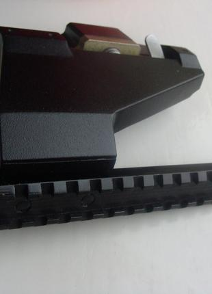 "Боковой кронштейн на"" ласточкин хвост"" с вивером 150 мм."