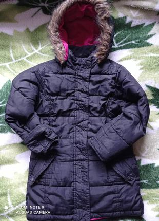 Осенняя, зимняя куртка,парка