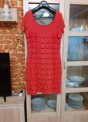 Неотразимое нарядное платье большого размера