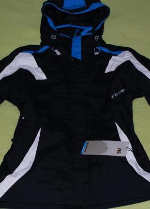 Женская горнолыжная куртка ziener pros, aquashield® 5000 ( гер...