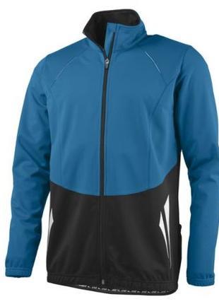 Мужская спортивная куртка CRIVIT ветро-водозащита, размер М