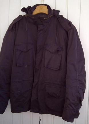 Куртка м65 coat cold weather man's field