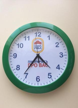 Часы настенные кухонные наша ряба