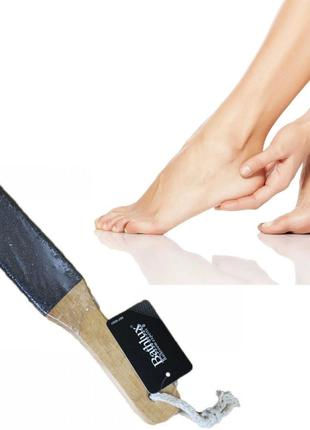 Педикюрная терка Bathlux 90501 для ног, пяток и стоп абразивна...