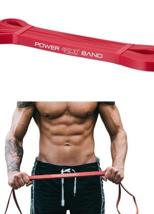 Спортивная резина 4FIZJO Power Band 4FJ1059 13 мм 6-10 кг рези...