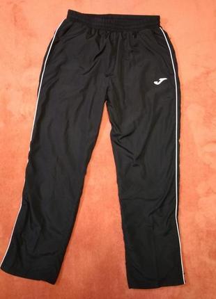 Мужские черные спортивные штаны Joma. Размер S
