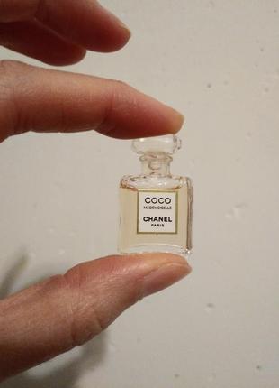 Духи chanel coco mademoiselle 1,5 мл