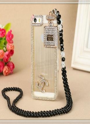 Пластиковая накладка Luxury для iPhone 5/5S N3