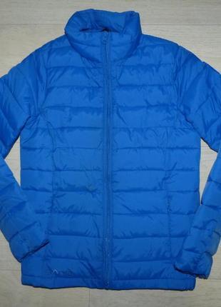 Стеганная демисезонная куртка granite 11-12 лет