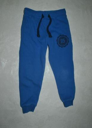 Детские спортивные штаны с начесом lupilu (лупилу)