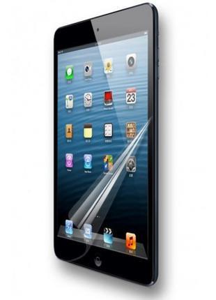 Защитная пленка Screen protector для mini iPad 5 Глянец