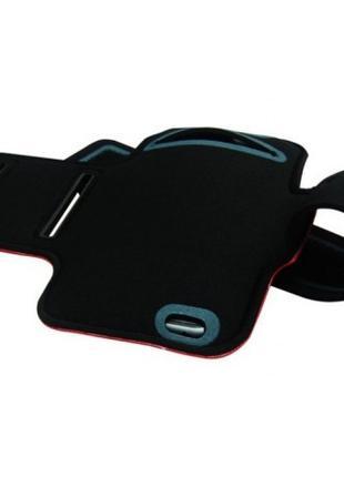 Спортивный чехол на руку ArmBand Белый для iPhone 6 Plus/6S Pl...