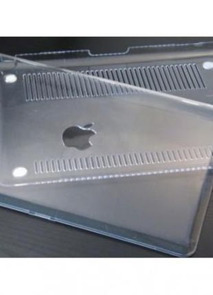Прозрачная матовая накладка на MacBook Pro 15 (2016)