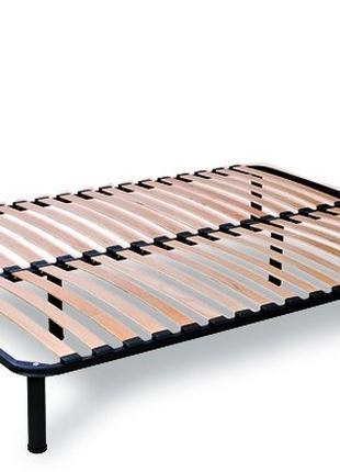 Каркас-кровать 160x200 см + ортопедический матрас